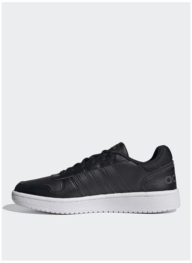 adidas adidas FY6025 HOOPS 2.0 Kadın LifestyleAyakkabı Siyah